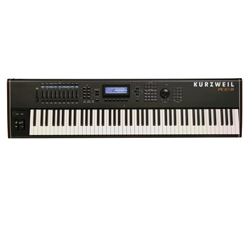 Kurzweil PC3K8 PRO Digital Performance 88 Note Fully-Weighted Hammer Action Keyboard