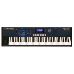 Kurzweil PC3LE8 PRO Digital Performance 88 Note Fully-Weighted Hammer Action Keyboard with Velocity