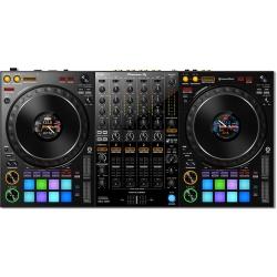 Pioneer DJ DDJ-1000 4-Deck Rekordbox DJ Controller-Black