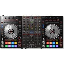 Pioneer DJ DDJ-SX3 4-Channel DJ Controller for Serato DJ Pro