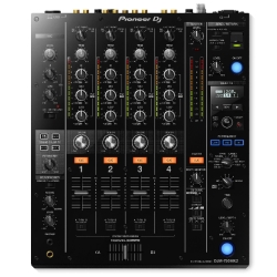 Pioneer DJ DJM-750MK2 4-Channel DJ Mixer with Effects Boost