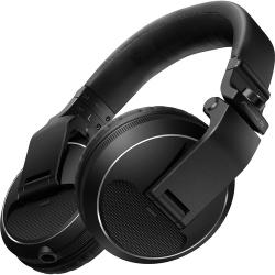 Pioneer DJ HDJ-X5-K Professional DJ Headphones in Black