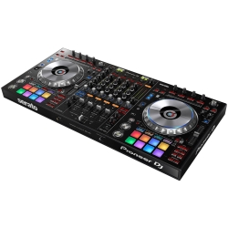 Pioneer DJ DDJ-SZ2 4-Channel DJ Controller for Serato DJ Software