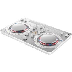 Pioneer DJ DDJ-WEGO4-W Portable DJ Controller