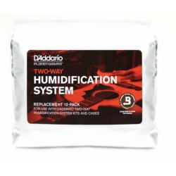 Planet Waves PW-HPRP-12 Two-Way Humidification Replacement-12 pack