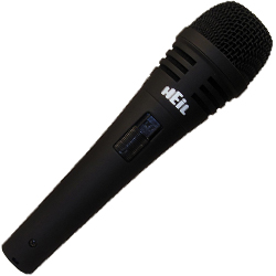Heil Sound PR35S Wide Bandwidth Dynamic Handheld Microphone with Switch