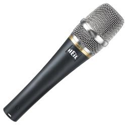 Heil Sound PR20-UT Dynamic Utility Microphone in Black