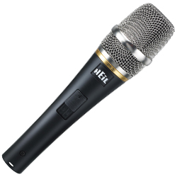 Heil Sound PR20-SUT Dynamic Microphone with Switch in Black (discontinued clearance)