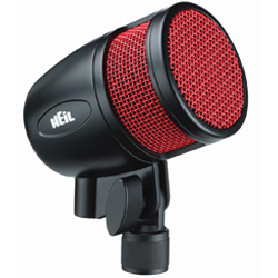 Heil Sound PR48 Dynamic Kick Drum Microphone