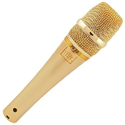 Heil Sound PR20G Dynamic Microphone in Gold