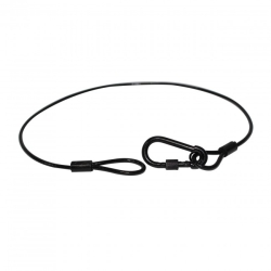"""ProX T-SC30-BK 30"""" Black Safety Cable"""