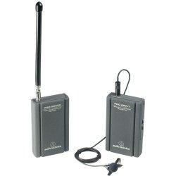 Audio-Technica PRO 88W-13-829 Camera Mountable VHF Lavalier Pro 88W VHF Wireless System