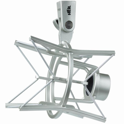 Heil Sound PRSMC Shock Mount in Chrome