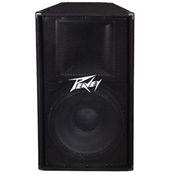 Peavey 00572150 PV 115 2 Way 800W Peak 15 Inch Passive Speaker Cabinet