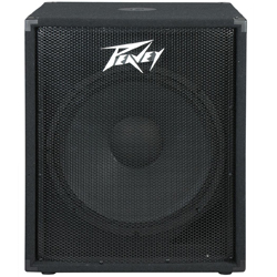 Peavey 00573840 PV 118 Single 18 Inch 400W Passive Subwoofer