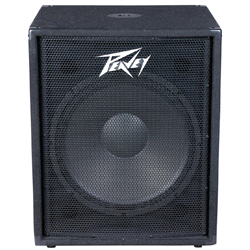 Peavey 03600420 PV 118D 18 Inch 300W Powered Subwoofer