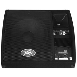 Peavey 03600380 PV 15PM 15 Inch 200W Powered PA Speaker Stage Monitor