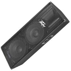 Peavey PV 215D Dual 15 Inch 800W Peak Active PA Speaker