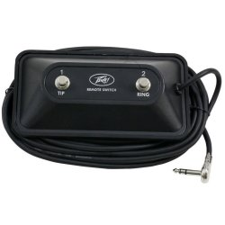 Peavey 03014070 Two Button Special Use Momentary Footswitch