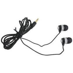 Peavey 03010600 ALS Ear Buds for Assisted Listening