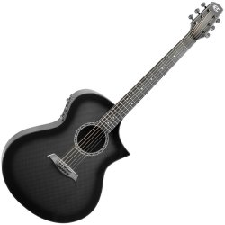 Peavey 03028710 - GX HG Carbon Burst Acoustic Electric 6 String Guitar