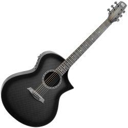Peavey 03028720 - GX HG Carbon Burst Narrow Neck Acoustic Electric 6 String Guitar