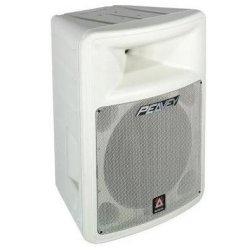 "Peavey 03617490 Impulse 1012 Passive Weather-Resistant 12"" 2-Way Loudspeaker - White"