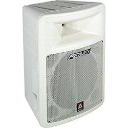 "Peavey 03617510 Impulse 1015 Passive 15"" 2-Way PA Loudspeaker System - White"