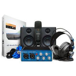 Presonus Audiobox Studio Ultimate Bundle Deluxe Hardware/Software Recording Collection