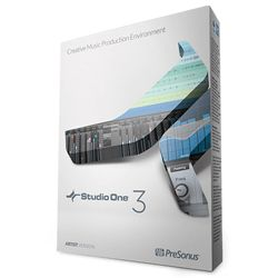 Presonus EDU Studio One V3 Artist Site Unlimited License (E-licence) Music Production Software