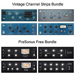 Presonus FAT-BUNDLE-VINT Audio Software Bundle with Vintage Sound Options (e-licence)