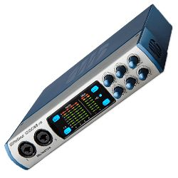 Presonus STUDIO 68 6x6 Audio Interface Portable Affordable Ultra High Def Recording Solution