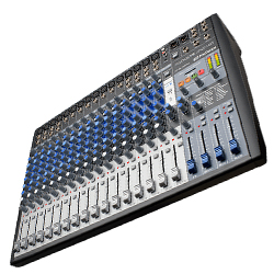 Presonus StudioLive AR22 Bluetooth Enabled USB 22 Channel Hybrid Performance and Recording Mixer
