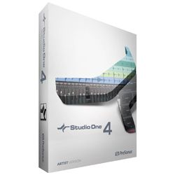 Presonus S14 ART Studio One 4 Artist Audio Software – E-License