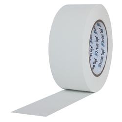 "Pro Tape ARTIST WHITE Artist/Console Tape 1/2"" x 60 Yds in White"