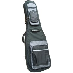 Profile PRBB906 - 906 Series Electric Bass Guitar Gig Bag - Black & Grey