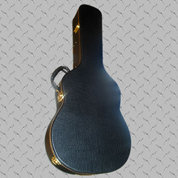 Profile PRC100C HARDSHELL CLASSICAL GUITAR CASE - fits thin body acoustic models-discontinued clearance