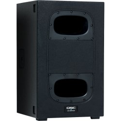 QSC KS112 2000W 12-Inch Compact Powered Subwoofer