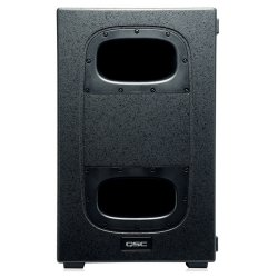 "QSC KS212C Powered 3600W Dual 12"" Cardioid Subwoofer"