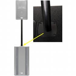 QSC Audio K-POLE K Series KSUB Pole Mount