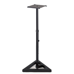 Quiklok BS 300 Height Adjustable Near-Field Monitor Stand