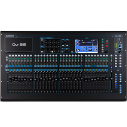Allen & Heath QU-32 Digital Mixer with Responsive Touchscreen