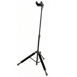 Quiklok GS508 Universal Acoustic/Electric Guitar Stand with Self-Locking Yoke Device