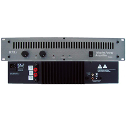 Rolls RA200 100 Watt Power Amplifier