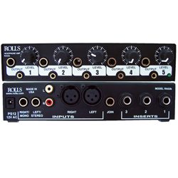 Rolls RA53B High Powered Headphone Amplifier