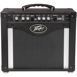Peavey 00583600 RAGE 258 Trans Tube 8 inch Super Duty Blue Marvel Combo Guitar Amp
