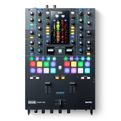 Rane DJ SEVENTYTWO Battle-Ready 2-channel DJ Mixer with Touchscreen and Serato DJ