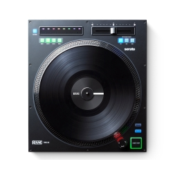 "Rane DJ TWELVE DJ MIDI Controller with 12"" Motorized Platter"