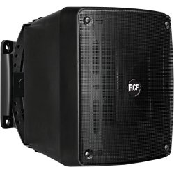 RCF MQ 80P B - 2-Way Indoor/Outdoor Speaker - Black