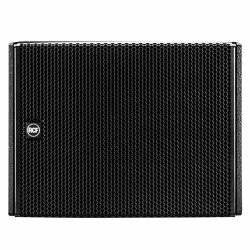 RCF HDL12-AS Active Flyable High Power Subwoofer - black
